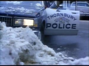 """""""Thornbury - oui, nous avons de la Police!"""""""