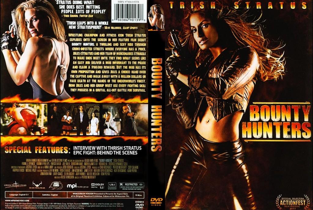 Ma pochette DVD de Bail Enforcers (notez que le titre diffère. Le distributeur américain a mis ce titre générique).