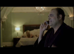 """(...) Ah oui pis y'a des chix nues à numéro dans mon lit qui foutent rien..."""""""
