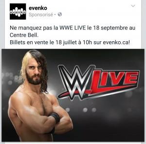 Facebook: Evenko