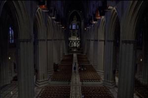 La salle lors de la Première du film.