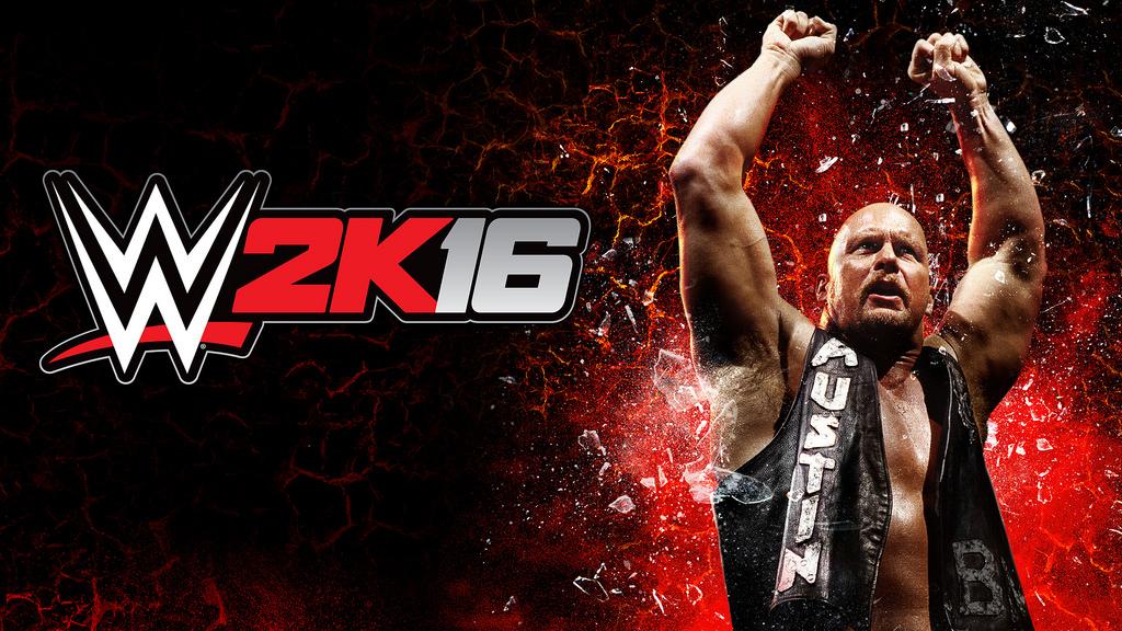 La Liste De Lutteurs Pour WWE 2K16 S'allonge