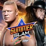 Brock Lesnar et The Undertaker s'affronteront à Summerslam le 23 août prochain.