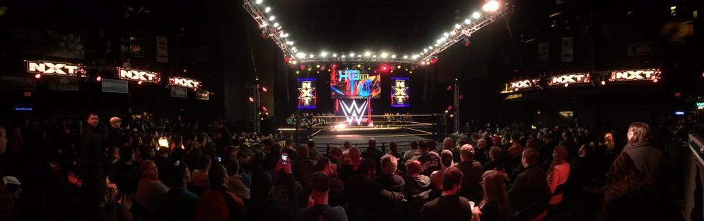 NXT arena