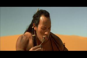 On a quand même fait du chemin depuis que Rock a dû brouter une tête de scorpion...