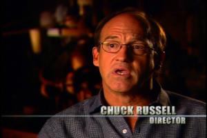 Scorpion King est laissé entre les mains capables de Chuck Russell, responsable de L'Effaceur (un de mes Schwarzennegger préférés) et Le Masque, avec Jim Carrey.