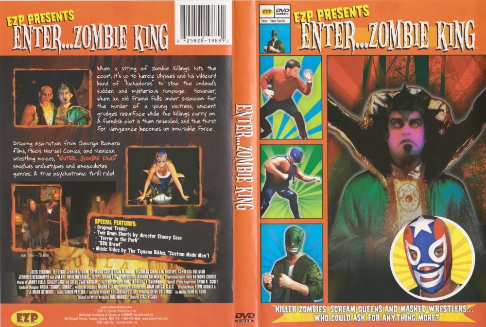 Ma pochette DVD du film.