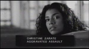 Assaut grave... elle a probablement défendu un enfant contre un violeur, maudite héroïne!