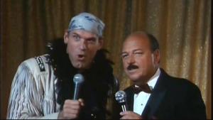"""""""C'est le coup du cornet à une boule, Miches d'acier!"""" (Dialogue réel)"""
