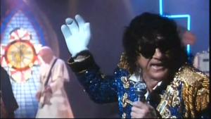 Des jokes de gant de Michael Jackson