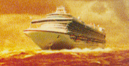 Ça c'est un bateau de croisière. Pas le ptit bateau de plaisance du film.
