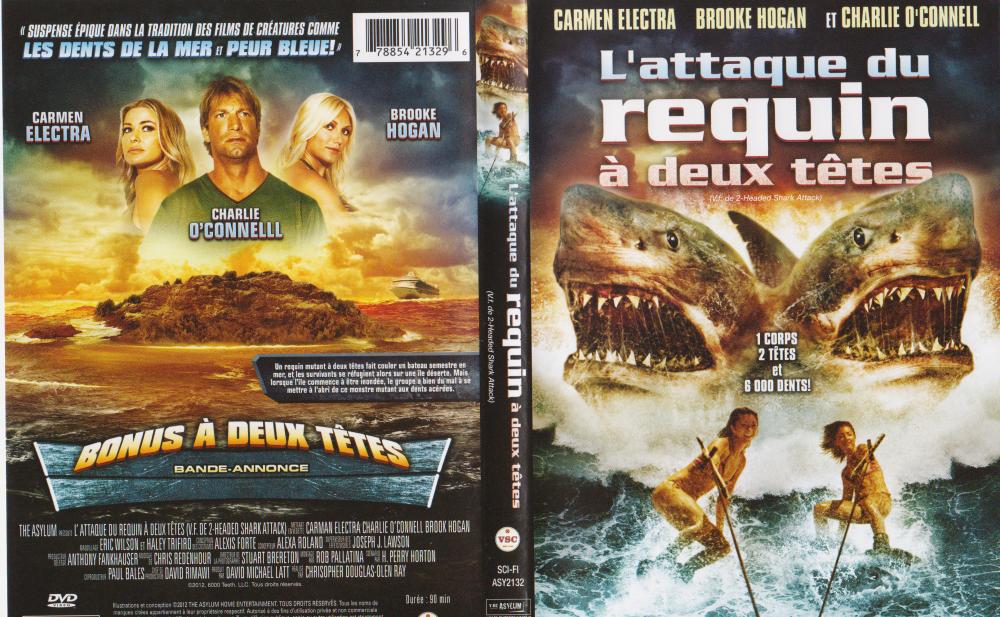 La pochette du DVD en français trouvé en pharmacie. J'aimerais attiré votre attention sur certains détails: