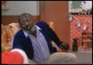 """""""En passant, moi je joue un genre de Bill Cosby dans le film, enchanté."""""""
