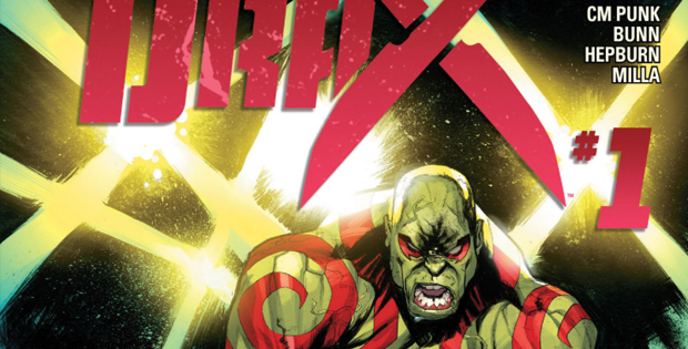 Drax cover