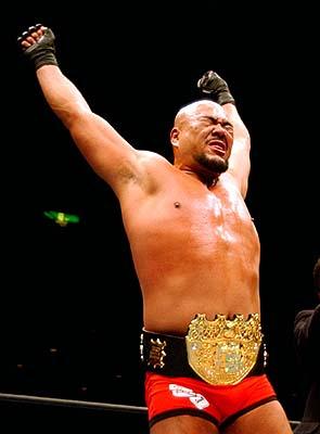 Image result for tadao yasuda iwgp champion