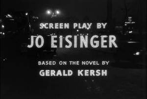 La 20th Century Fox avait tellement peur que Dassin soit arreté d'un jour à l'autre pour sa sympathie communiste que le film a été tourné sans que personne n'ait lu le roman. L'auteur était FURIEUX en voyant le film!