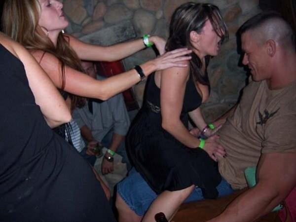 John Cena le party animal