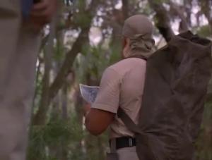 """""""Je pense que j'ai trouvé l'endroit de la carte!"""""""
