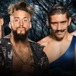 Enzo Amore Colin Cassady vs the vaudevillains