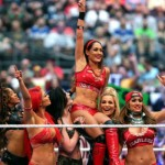 Brie Bella WrestleMania 32