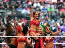 Brie Bella WrestleMania 32
