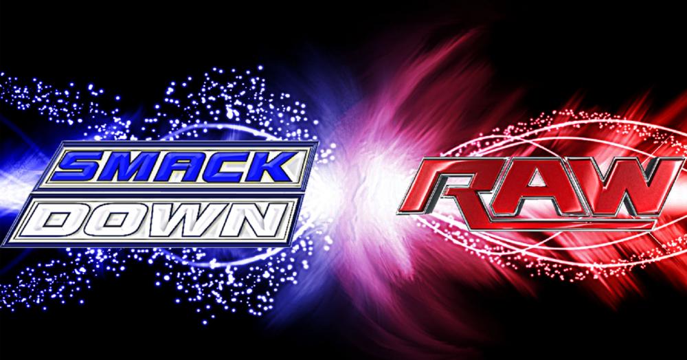 raw smackdown