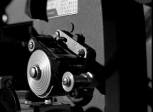 """La chose qui se rapproche le plus d'un """"film"""" en 96 minutes... un morceau de film."""