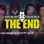 NXT Takeover: end