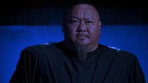 Professor Tory Tanaka, lutteur Hawaïen et ancien champion par équipe de la WWWF avec Mr. Fuji. Acteur dans plus de 50 films, je vous réserve une chronique éventuelle sur lui.