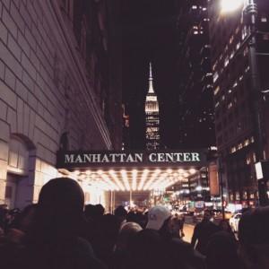 Manhattan Center, New York