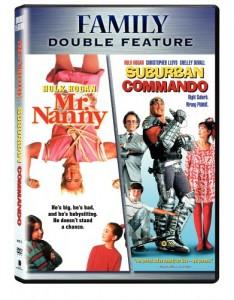 Le DVD facilement trouvable en édition double avec Monsieur Nounou, sans les versions françaises.