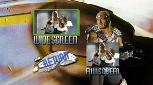 Ils auraient surement pu trouver une meilleure image de Hulk pour l'arrière-plan du menu... come on!