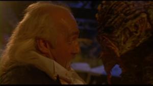 Et le boss du film est en fait le monstre du lagon noir... pour ceux qui comprennent ma référence...