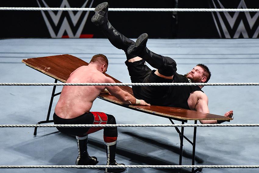 WWE Live Montreal