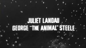 Le générique du début rend parfaitement hommage à l'univers du réalisateur Ed Wood. D'ailleurs, selon la rumeur, ce générique a couté plus cher que tous les films de Ed Wood mis ensemble...