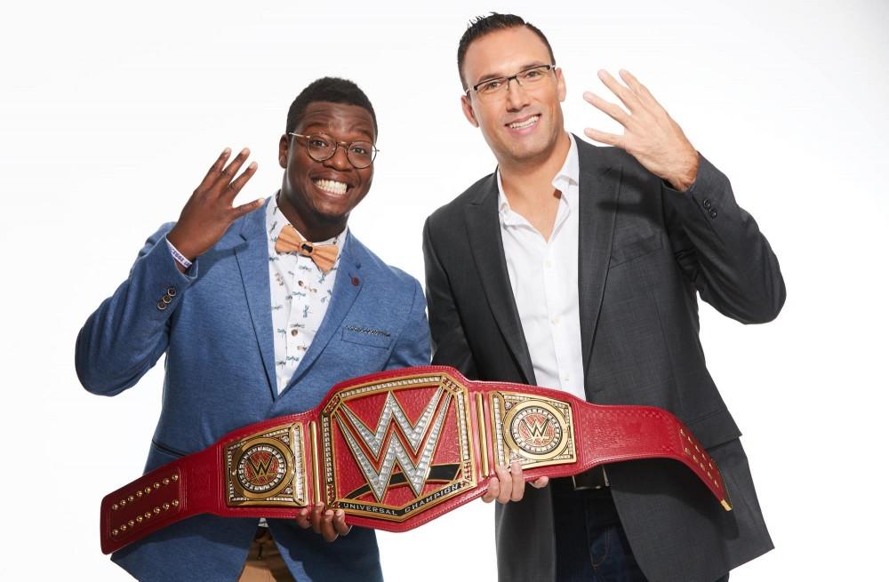 La WWE à TVA Sports: c'est confirmé! | www.Lutte.Quebec