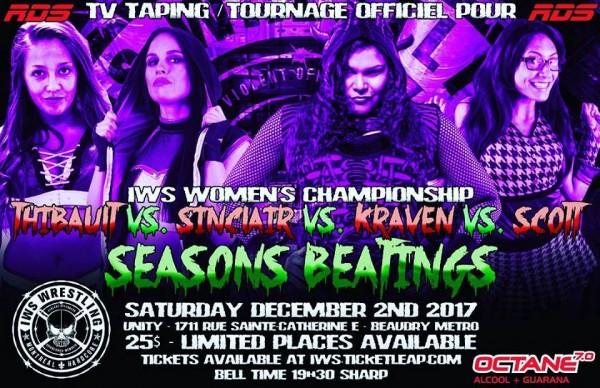 Championnat Féminin IWS