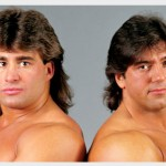 Tom Zenk, ici à l'époque où il luttait avec Rick Martel, est décédé à l'âge de 59 ans  photo: WWE