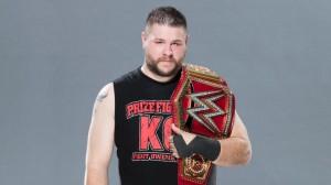 La reconnaissance ultime pour Kevin Owens  photo: WWE