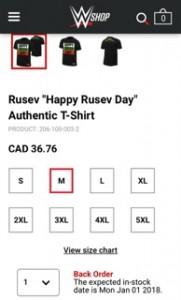 rusevdayshirt