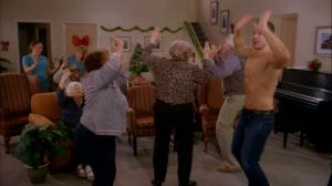 Puis tout le monde danse!