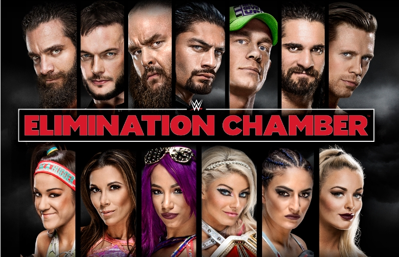 wwe-elimination-chamber-2018-poster