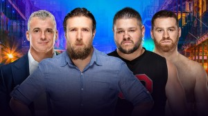 McMahon & Bryan vs Owens & Zayn