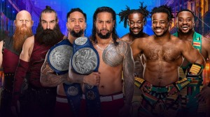 BB vs Usos vs New Day
