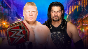 Lesnar vs Reigns