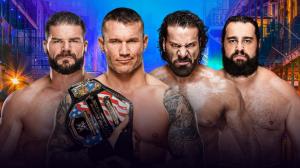 Roode vs Orton vs Mahal vs Rusev