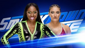 Naomi vs Deville