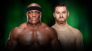 Lashley vs Zayn