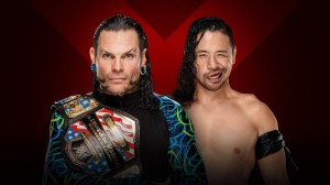 Hardy vs Nakamura