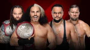 Wyatt & Hardy vs B-Team